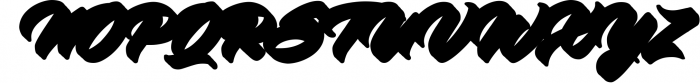 Virmana Script Font UPPERCASE