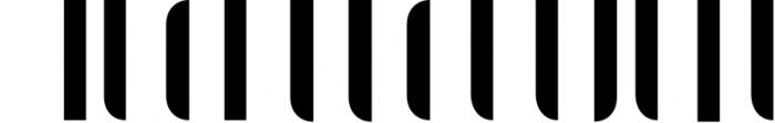 Vitacura 1 Font UPPERCASE
