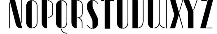 Vitacura 4 Font LOWERCASE