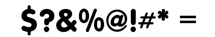 VI Hai Duong Hoa Font OTHER CHARS