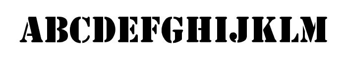 VI Huong Duong Font UPPERCASE
