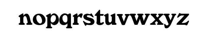 VI Huynh Anh Font LOWERCASE