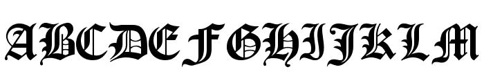VI L? Sa H Font UPPERCASE