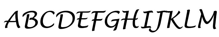 VI Phuong Thuy Font UPPERCASE