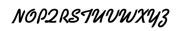 VI Ti Gon Hoa Font UPPERCASE
