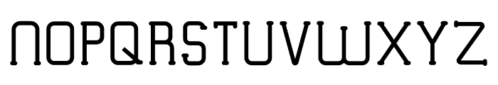 VICTORISA Font UPPERCASE