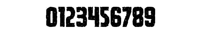 Vicious Hunger Font OTHER CHARS