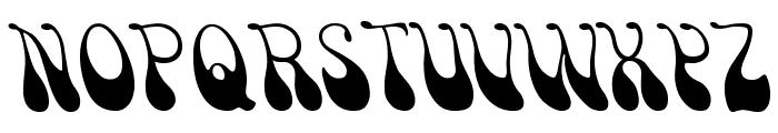 VictorMoscoso Font UPPERCASE