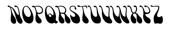 VictorMoscoso Font LOWERCASE