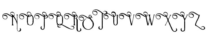 Victorian Parlor Vintage Alternate_free Font UPPERCASE
