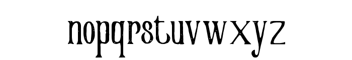 Victorian Parlor Vintage Alternate_free Font LOWERCASE