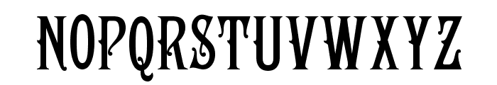 Victoriana Font UPPERCASE
