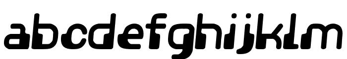 Videophreak Font LOWERCASE
