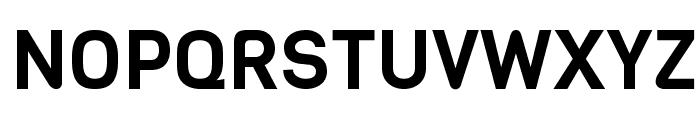 Viga-Regular Font UPPERCASE