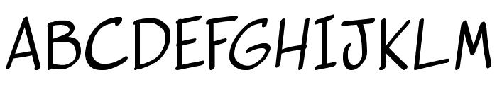 Vigilante Sidekick Font UPPERCASE