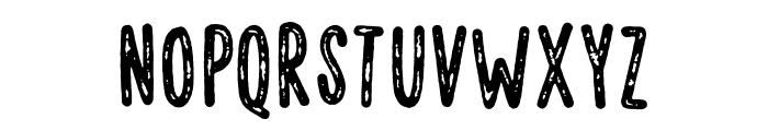 Vigtigper DEMO Regular Font LOWERCASE