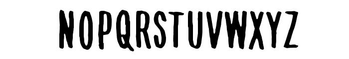 Viimeinen syksy Font UPPERCASE