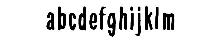 Viimeinen syksy Font LOWERCASE