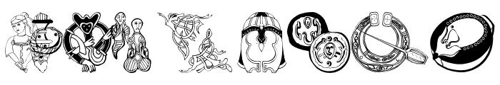 VikingDesigns Font OTHER CHARS
