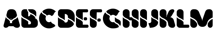 Vinilo-Ultra Font LOWERCASE