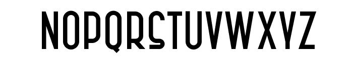 Vintage Straps Bold Font UPPERCASE