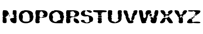 Vipertuism Font LOWERCASE