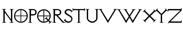 Visitation Regular Font LOWERCASE