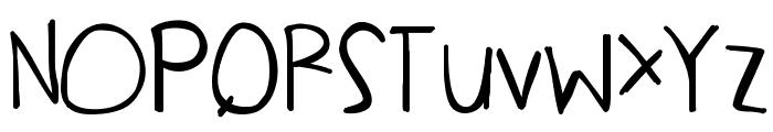 VitalSighns Font LOWERCASE