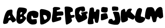 Vitamin Font LOWERCASE