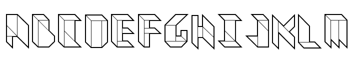 Vitreous Medium Font LOWERCASE