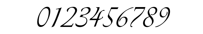 Vivaldi Italic Font OTHER CHARS