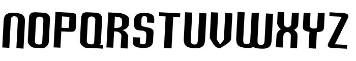 Vixene Font UPPERCASE