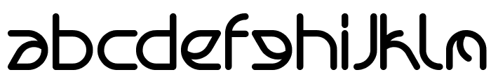 victory Font LOWERCASE