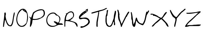 vielkalahizo Font UPPERCASE