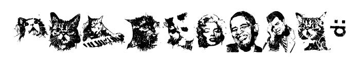 viralfun Font OTHER CHARS