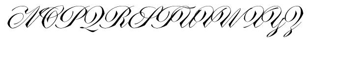 Vicomte FY Regular Font UPPERCASE