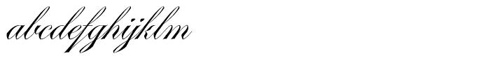 Vicomte FY Regular Font LOWERCASE