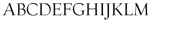Village Roman Titling Font UPPERCASE