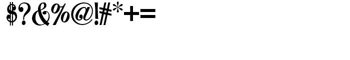 Vinnie Culture NF Regular Font OTHER CHARS