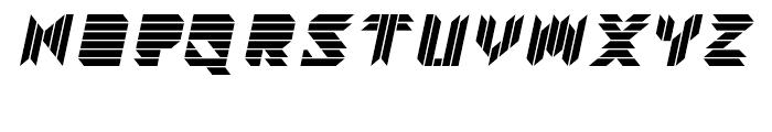 Visoko Regular Italic Font LOWERCASE