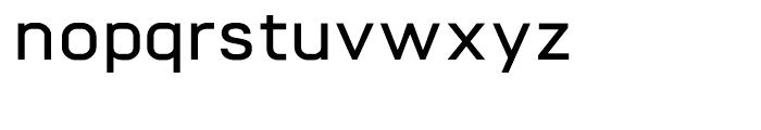 Vitro DemiBold Font LOWERCASE