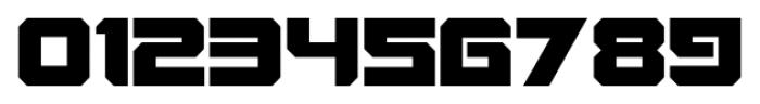 VideoTech Closed Plain Regular Font OTHER CHARS