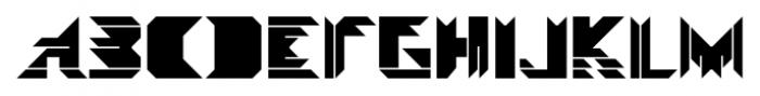 Visoko Black Font LOWERCASE