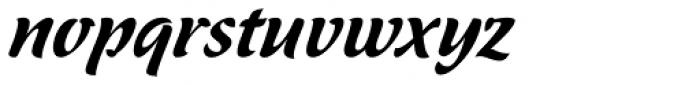 ViabellaT H Pro Medium Italic Font LOWERCASE