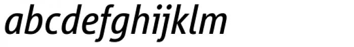 Vialog Italic Oldstyle Figures Font LOWERCASE