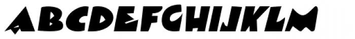 Viareggio Italic Font LOWERCASE