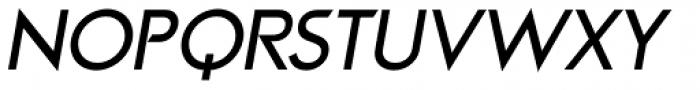 Viata Bold Oblique Font UPPERCASE