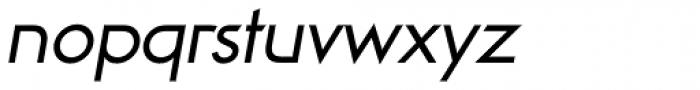 Viata Regular Oblique Font LOWERCASE