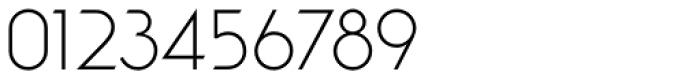 Viata Thin Font OTHER CHARS
