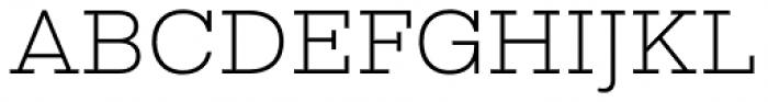 Vicky Regular Font UPPERCASE
